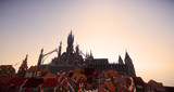 【Minecraft】魔法都市 途中経過2