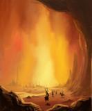 灼熱の大地を征く