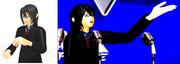 【SonicAngelsのモデル】澪姉式社長v4.00N
