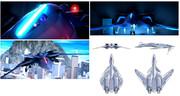 【SonicAngelsの機体】無人攻撃機ORIGA v07b