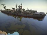 阿賀野型軽巡洋艦 一番艦 阿賀野
