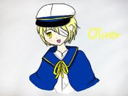 Oliver描いてみた