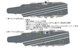 準アドミラル56型原子力航空母艦Flight2(改善版)配布