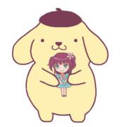 ポムポムプリン with花柚