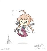 巻雲ちゃんズコー