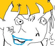 【とある魔術の禁書目録】 聖人シルビア 【ペイント】