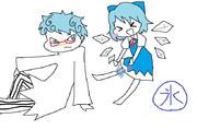 【東方×ジョジョ】氷