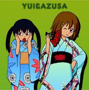YUI&AZUSA