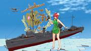 満州国海軍 海威(ハイウェイ)