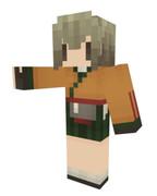 【Minecraft】飛龍スキン【艦隊これくしょん】