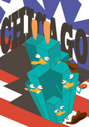 Chicago Perry the Platypus