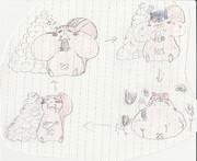 【落書き】ザボアザギル的なリス