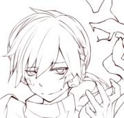 コノハ線画【笑蛇と運命】