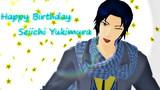 Happy Birthday for Yukimura