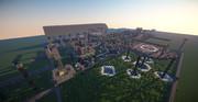 【Minecraft Event】PVPMAP NO.3 空中神殿【vsBLITZ】