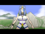 [東方機械録]霊夢対メカ霊夢 シーン33