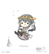 榛名ちゃんズコー!