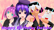 Happy Birthday DEFOKO!