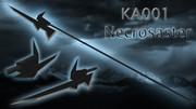 【MMD武器】KA001 Necrosaster / ネクロザスター【長斧?】