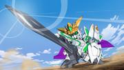 騎士ユニコーンガンダム(ビーストモード)