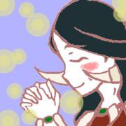 竜の貴婦人(祈るドラセナ)