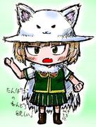 ケモ耳たんぽぽちゃん