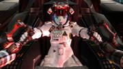 スターラスターガール タイクーン前操縦席の亜美さんヽ(・д・)ノ