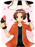 Happy Birthday アルバさん