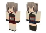 【Minecraft】赤城・加賀スキン【艦隊これくしょん】