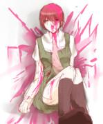 【落書き】小泉ちゃんの死体