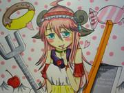 幻想戦姫 トウテツちゃん