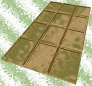 メタリックチョコレート