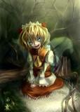 幻想郷のとある森の奥深くに、サニー・チャンという妖精がすんでいました