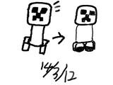 絵を描く 2