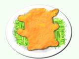 ザナドゥ風ピッカードのオリーブオイルフライ