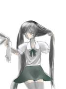 憂鬱の少女