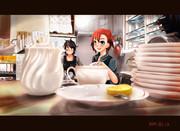 美味しい紅茶が飲める、そんな喫茶店