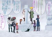 第一回チキチキ鎮守府雪祭り開催決定ぃぃぃぃ!!続