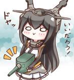 うちの長門さんがドヤ顔で14cm単装砲を持ってくる件