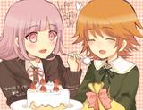 ちーたん七海ちゃんお誕生日おめでとう!