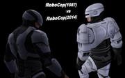 Robocop1987vsRobocop2014
