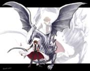 ブルーアイズホワイトドラゴン!!!
