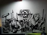【切り絵】鋼の錬金術師