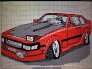 TOYOTA CelicaXX'83