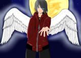 パーカー天使