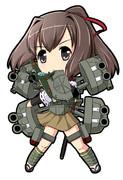 伊勢型航空戦艦1番艦 伊勢改 「瑞雲、どうかな?」
