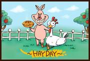 HAYDAYで楽しく農場経営