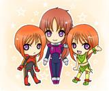 ミニミニ★プルシリーズ3姉妹
