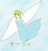 天使サーシャ