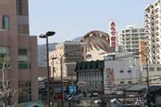 大津市側から見た比叡山です。